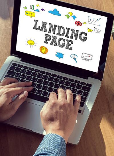 Le Landing pages